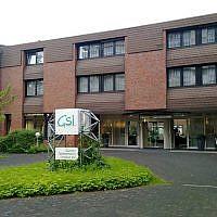 L'Institut Gustav Streseman, à Bonn. (Crédit : de:Benutzer:Ulli Purwin/[CC BY-SA 3.0)