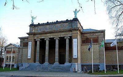 Musée des beaux-arts de Gand (Crédit : Wikimédia Commons/Paul Hermans/CC BY-SA 3.0)