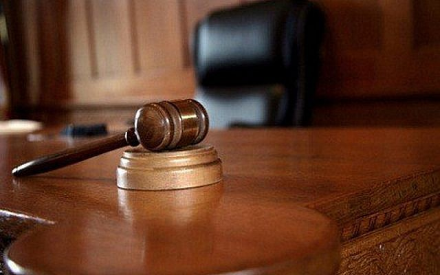Photo d'illustration : Un tribunal (Crédit : CC BY-SA onaeg news agency/Wikimedia Commons)