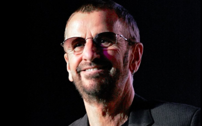 Ringo Starr, en Australie. (Crédit : CC BY-SA 2.0)
