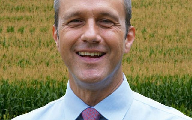 Paul Nehlen, homme d'affaires et candidat à la primaire des Républicains dans le Wisconsin (Capture d'écran http://www.electnehlen.com)