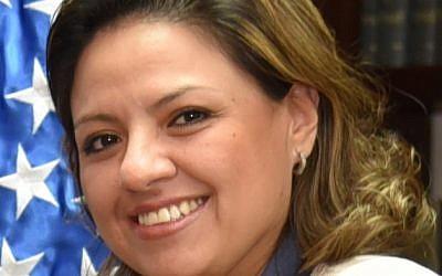 La ministre des Affaires étrangères du Guatemala, Sandra Erica Jovel Polanco (Domaine public)