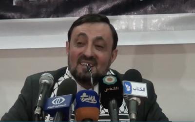 Le haut-responsable du Hamas Imad al-Alami. (Youtube)