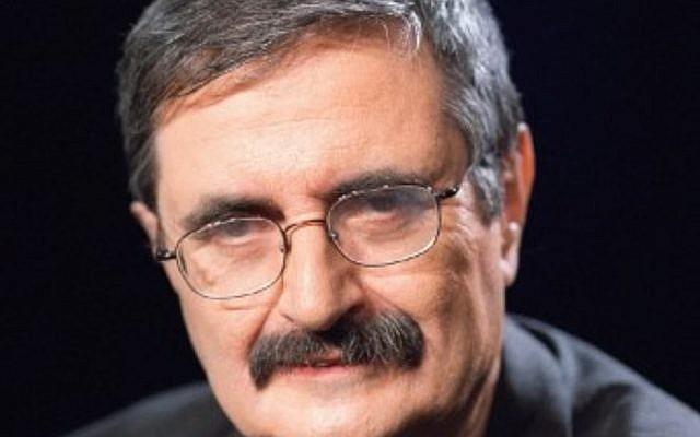 L'intellectuel Daniel Lindenberg est décédé le 12 janvier 2018 à l'âge de 77 ans (Crédit: AFP/Maximilien Lamy)