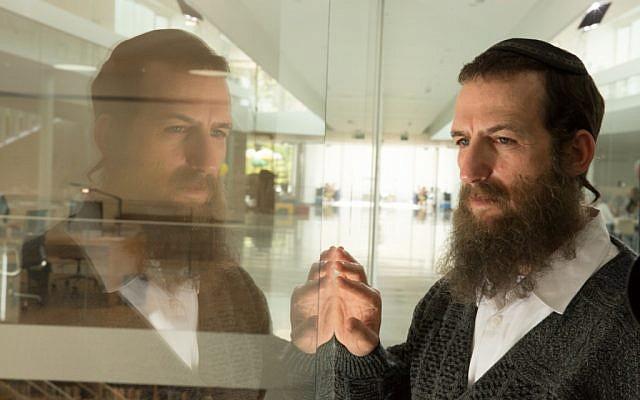 Ori Pfeffer joue Yoel dans 'The Testament' (publiée avec l'autorisation de Gum Films)