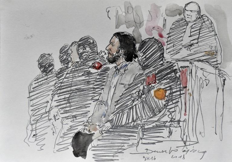 Ce qu'a dit son avocat pour le défendre — Salah Abdeslam