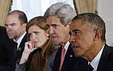 """""""The Final Year"""" retrace la dernière tentative de l'administration Obama de façonner les affaires mondiales. (Magnolia Pictures)"""