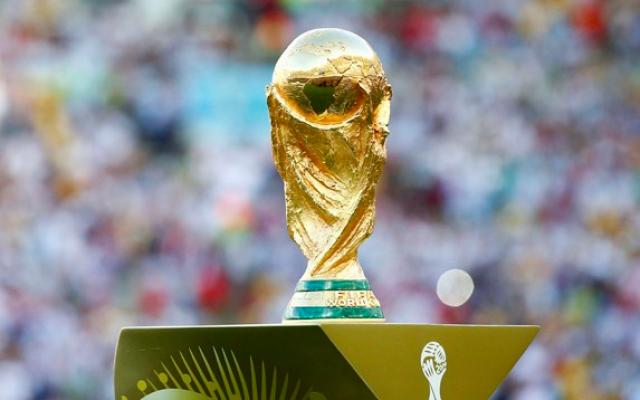 Trophée de la Coupe du monde de football (Crédit : Fifa.com)