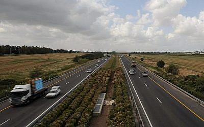 L'autoroute 6 (GILI YAARI / FLASH 90)