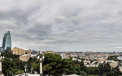 Bakou, capitale de l'Azerbaïdjan (CC BY-SA Diego Delso/Wikipedia)