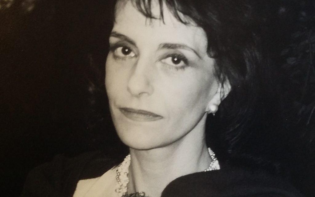 L'écrivain Anne-Marie Mitterand (Crédit: autorisation)