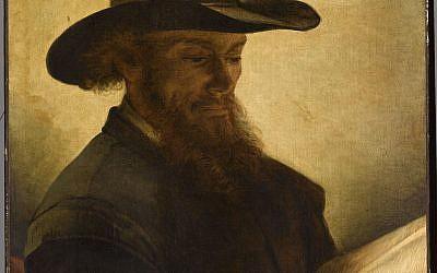 D'après Barent Fabritius, Homme lisant. Huile sur toile. MNR 464. Musée du Louvre, département des Peintures. (Crédit: RMN - Grand Palais (Musée du Louvre) / Franck Raux)
