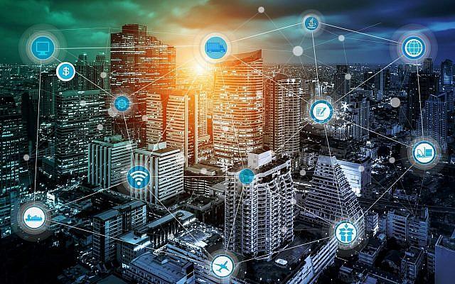 Des dispositifs connectés dans un monde de l'Internet des objets (Crédit :thitivong; iStock by Getty Images)