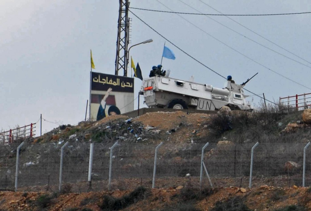Le Liban dénonce la construction d'un mur à sa frontière avec Israël