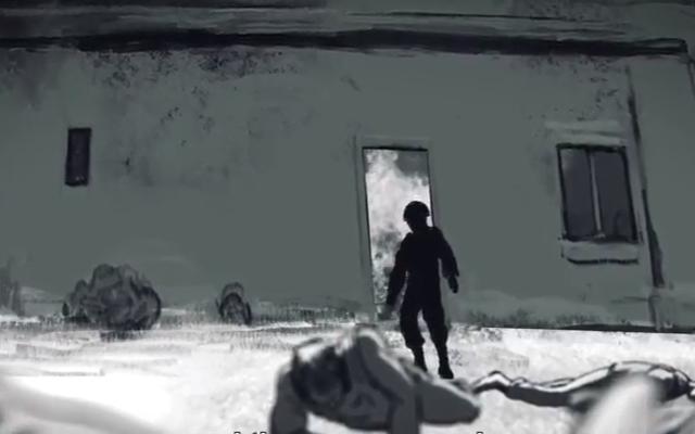 """Une scène du film : """"Quand la fumée disparaît : Une histoire de fraternité, de résilience et d'espoir"""", par Imagination Productions. (Capture d'écran : YouTube)"""