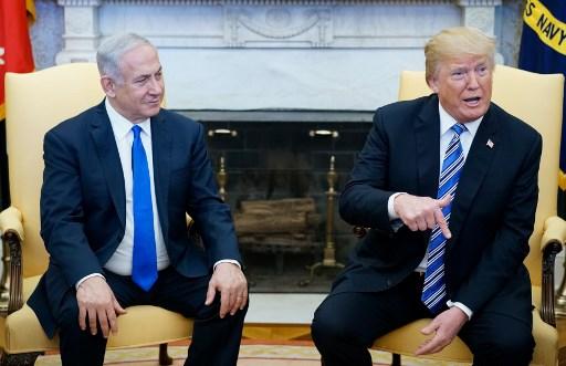 L int gralit de l 39 intervention de trump et netanyahu la maison blanche the times of isra l - Bureau president americain ...