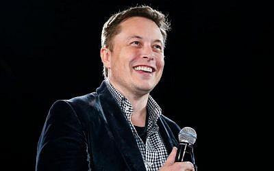 Elon Musk (Crédit : page Facebook de Elon Musk)