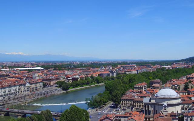 Turin (Capture d'écran : YouTube)