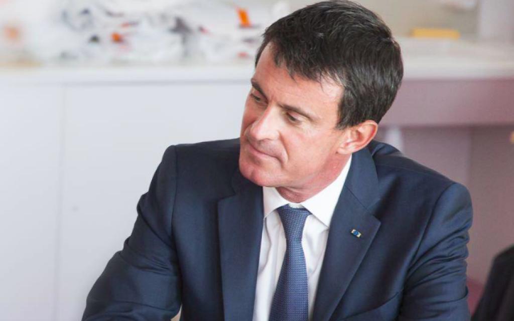 Manuel Valls (Crédit : Facebook)