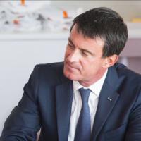 Manuel Valls. (Crédit : Facebook)