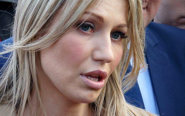 Magdalena Ogórek ex-candidate de gauche à l'élection présidentielle en Pologne. (Wikipedia)