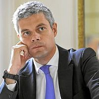 Laurent Wauquiez, président du parti Les Républicains. (Wikipedia CC BY-SA 3.0)