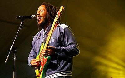Ziggy Marley (Crédit : Jay West/CC BY SA 3.0)