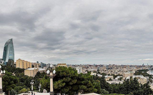 Bakou, la capitale de l'Azerbaïdjan (CC BY-SA Diego Delso / Wikipedia)