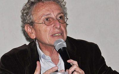 L'historien Alain Michel en décembre 2011 (Crédit: Thiranos)
