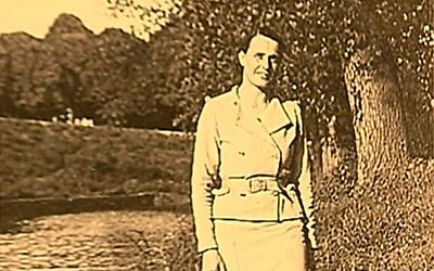 Adélaïde Hautval, dite Haïdi, Juste parmi les Nations (Crédit: capture d'écran Youtube/France 3)