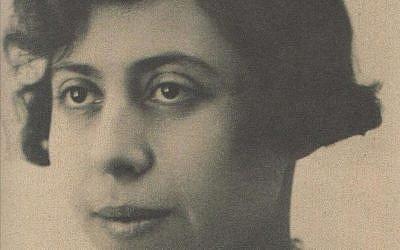 L'écrivaine Irène Nemirovsky, assassinée à Auschwitz (Crédit: domine public)