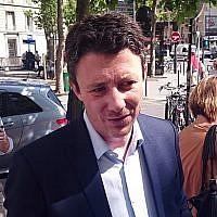 Benjamin Griveaux, porte-parole du gouvernement. (NickK CC BY-SA 4.0  Wikimedia Commons)