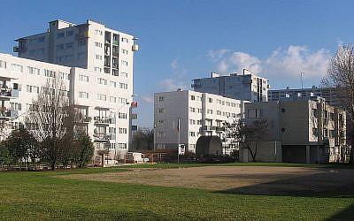 La Cité des Cosmonautes à Saint-Denis (Crédit : Olivier2000/Wikimedia commons/Creative Commons Attribution - Partage dans les Mêmes Conditions 1.0)
