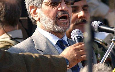 L'ex ministre irakien, Baqir Jabr Al-Zubeidi. (Wikipedia/Domaine public)