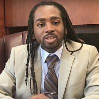 Trayon White Sr, conseiller municipal de Columbia - Washington (Capture d'écran : YouTube)