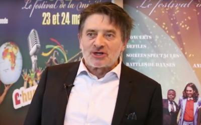 Aviv Zonabend, Conseiller Municipal Délégué juif de la ville française de Toulouse, le 26 mars 2016. (Capture d'écran: YouTube)