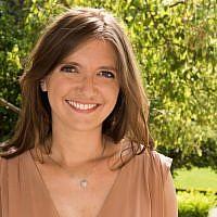 Aurore Bergé, porte-parole de La République en Marche et députée LREM des Yvelines. (Crédit: Wikimedia Commons/Jean-Luc Hauser)