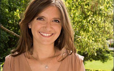 Aurore Bergé, porte-parole de La République en Marche et députée LREM des Yvelines (Crédit: Wikimedia Commons/Jean-Luc Hauser)