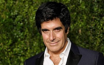 David Copperfield à New York, le 7 novembre 2016. (Dimitrios Kambouris / Getty Images)