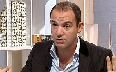 Martin Lewis, fondateur de MoneySavingExpert. (Capture d'écran ITV.com)