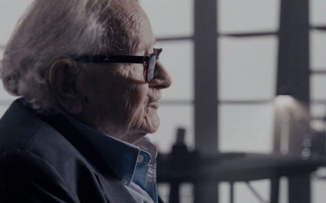 Rafi Eitan, ex-agent du Mossad et ancien ministre (Crédit: capture d'écran Arte)