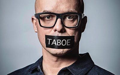 L'humoriste belge Philippe Geubels, qui présente l'émission Taboe. (Crédit : Facebook)