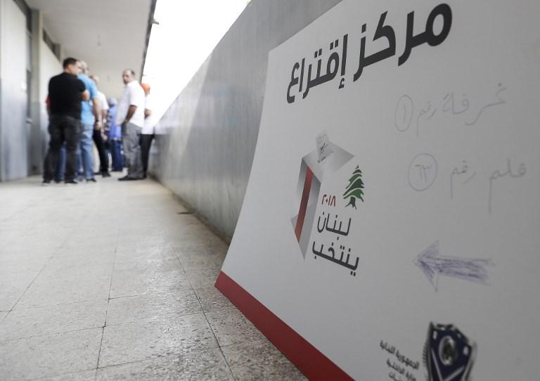 Ouverture des bureaux de vote au liban pour les législatives the