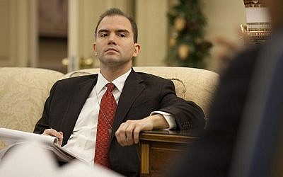 Ben Rhodes, conseiller adjoint à la sécurité nationale de l'ancien président américain Barack Obama (Magnolia Pictures)
