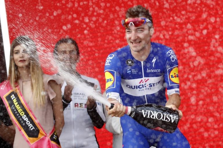 Tim Wellens enlève la 4e étape — Tour d'Italie