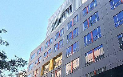 Le lycée Beacon High School à New York City (Crédit : CC-BY SA Wikiedior129293+1/Wikipedia)