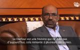 Le président soudanais Omar El-Béchir (YouTube)