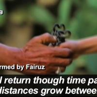 """Capture d'écran d'une vidéo diffusée par l'Autorité palestinienne prônant le """"droit au retour"""" à l'occasion de la commémoration de la  Naqba, en 2018 (Capture d'écran : YouTube)"""