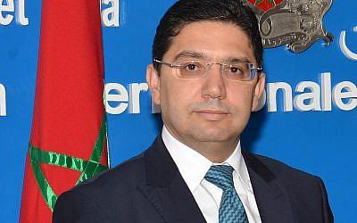 Le ministre des Affaires étrangères du Maroc. (Mohamed Abbassi photographe MAECI / Wikipedia CC BY-SA 4.0)
