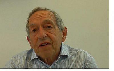 Capture d'écran d'une vidéo du sociologue britannique Mayer Hillman. (YouTube)